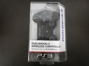 ワイヤレスコントローラ(DUAL SHOCK 3)