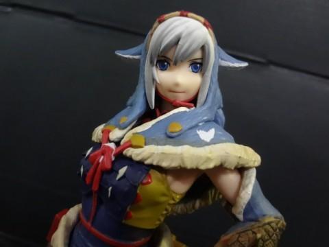 DXFハンターフィギュア ~女剣士・アシラシリーズ~
