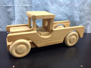 木製のおもちゃ