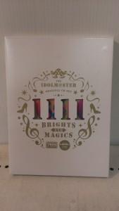 アイドルマスターオリジナルCDセット BRIGHTS and MAGICS 買取しました!