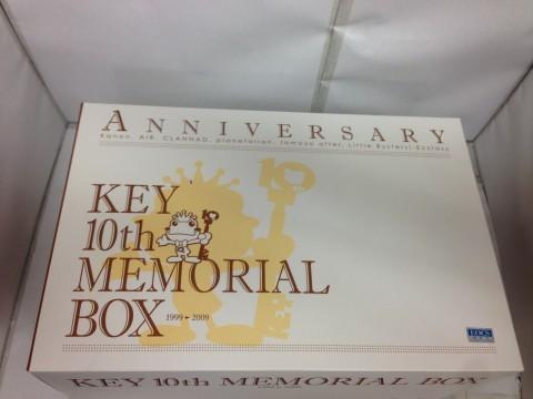 KEY 10th MEMORIAL BOX 買取ました!