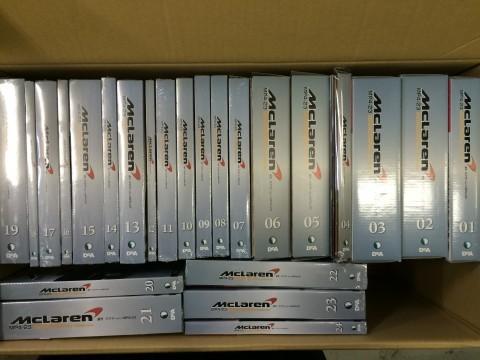 週刊マクラーレンMP4-23全65巻セット (1)