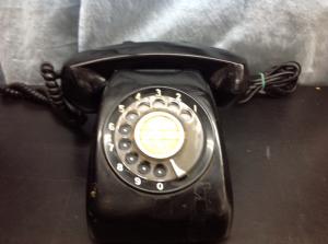 黒電話 買取しました