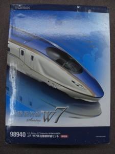 TOMIX 98940 JR W7系 北陸新幹線セット 限定品 店頭に並びました!