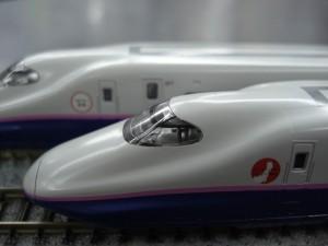 KATO 10-868 E2系 東北新幹線「はやて」全線復旧1番列車 買取しました!