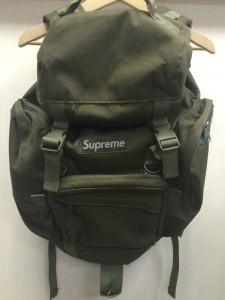 Supreme Back Pack 14代目 買取致しました!