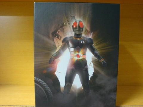 仮面ライダーBLACK ブルーレイBOX、買取しました!