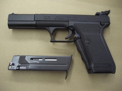 MGC ガスブローバック H&K P7M13 シューマッハ・カスタム ブラック 買取しました!