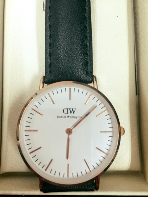 Daniel Wellington腕時計のお買取をさせていただきました!