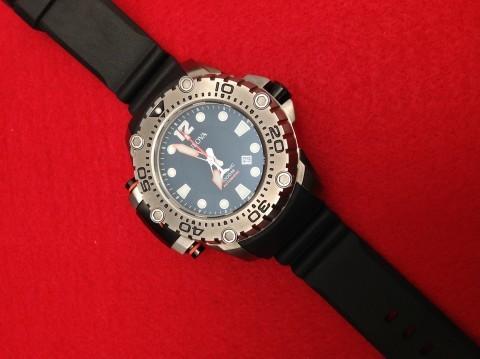 ブローバ 腕時計買取いたしました!