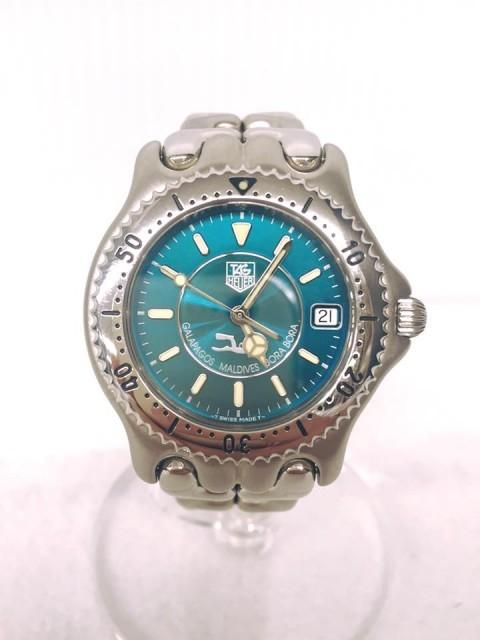 TAG HEUER/タグホイヤー WG111Kガラパゴス モルジブ ボラボラ 2000本限定腕時計お買取致しました。