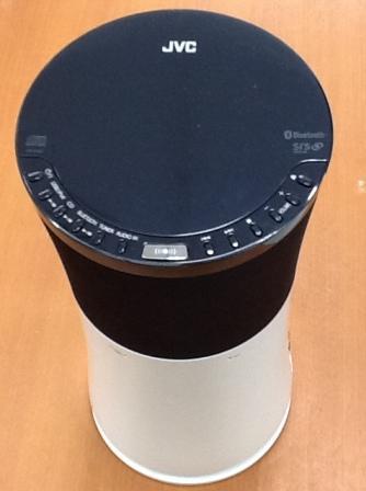 JVC「NX-SA55-W[ホワイト]」を買取しました!!