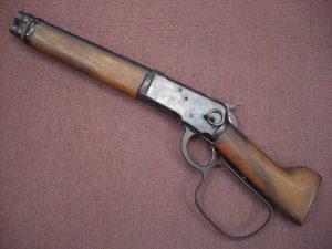 CMC ウィンチェスター M1892 ランダル・カスタム(モデルガン)買取致しました!