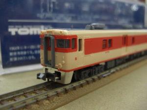 TOMIX 旧製品 「2056 国鉄 キユ25形ディーゼル気動車」「2054 国鉄 キハ28形ディーゼル気動車」買取致しました!