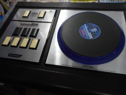音楽ゲームコントローラー「beatmania IIDX アーケードスタイルコントローラ」買取りました!