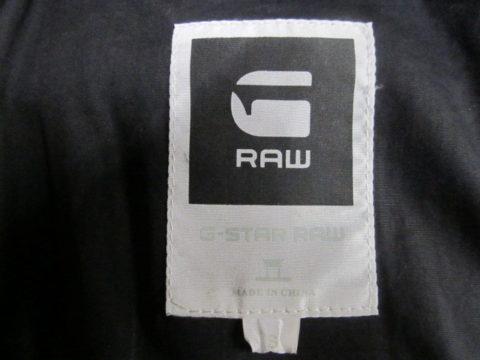 G-STAR RAWライダーズジャケット買取しました★