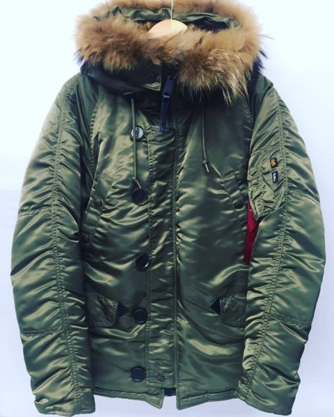 ALPHA×TMT N-3Bジャケット買取致しました(^o^)
