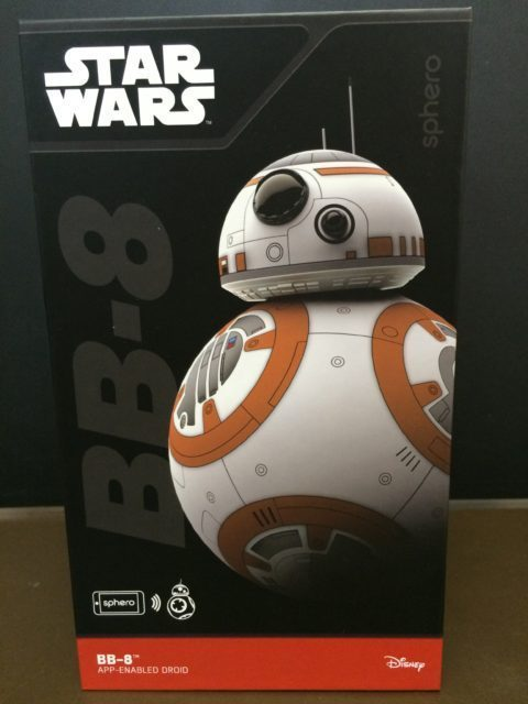 Sphero スターウォーズ BB-8 買取致しました。