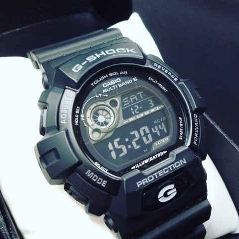 G-SHOCK GW-8900A-1JF買取致しました♪