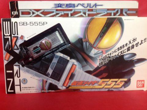 【買取】DXファイズ ドライバー買い取りました( *¯ ꒳¯*)