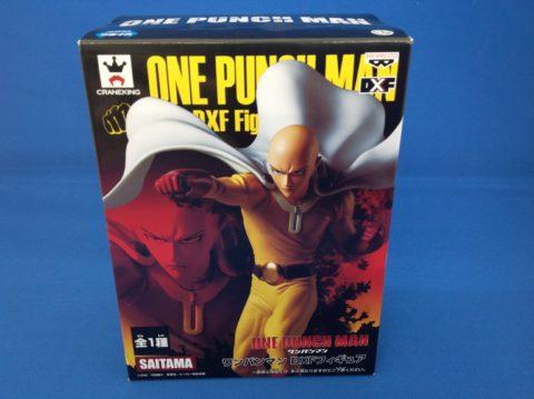 「ワンパンマン DXFフィギュア サイタマ 」買取りました!