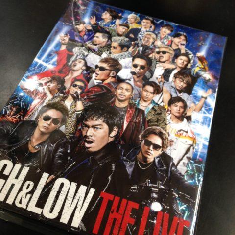 ◆HiGH&LOW THE LIVE買取しました!!◆
