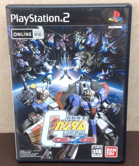 【1st.Z.ZZ.】PS2 機動戦士ガンダム ガンダムvs.Zガンダム