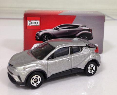 「トミカ トヨタ C-HR」買い取りました!