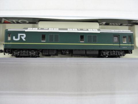【鉄道模型】KATO製電源車「カニ24」トワイライトエクスプレス仕様買取致しました‼