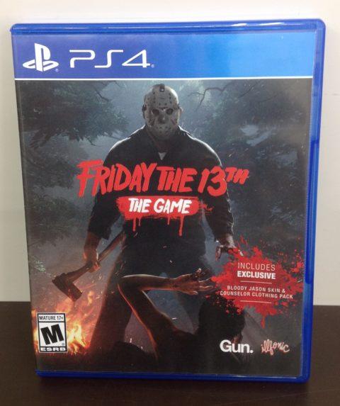 【13日の金曜日】PS4 FRIDAY THE 13TH THE GAME
