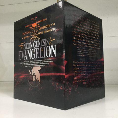 「日テレ限定 新世紀エヴァンゲリオン DVDBOX」買取しました!