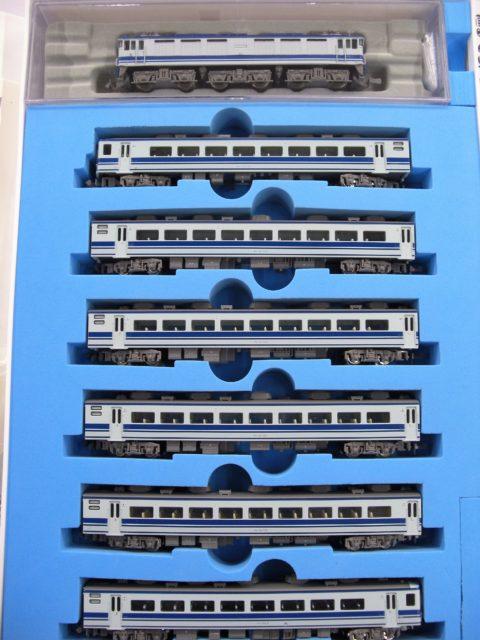 【鉄道模型】マイクロエース A-8634 EF64-66+14系700番台「ユーロピア」7両セット 買取致しました