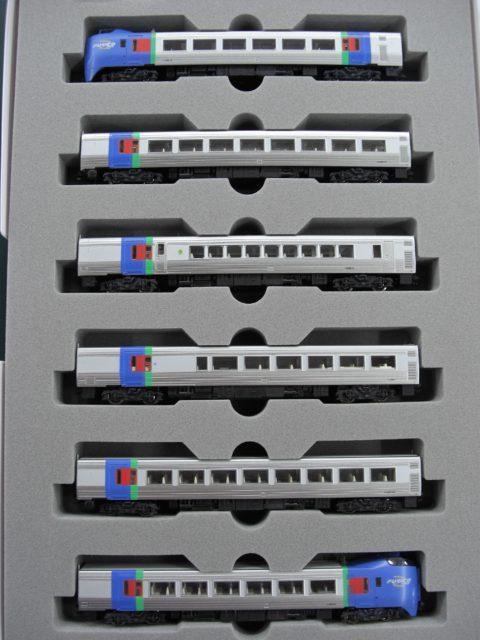 【鉄道模型】KATO 10-476 キハ283系「スーパーおおぞら」基本セット 買取致しました