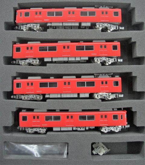 【鉄道模型】クロスポイント 10243 名鉄6000系1次車 組立てキット 買取致しました