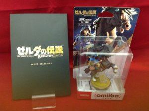 Nintendo Switch『ゼルダの伝説 ブレス オブ ザ ワイルド(限定版』、買取いたしました。