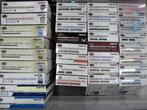 【鉄道模型】鉄道コレクション大量買取致しました