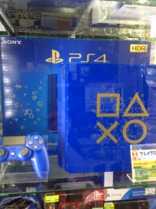 PlayStation 4 Days of Play Limited Edition、買い取りいたしました。