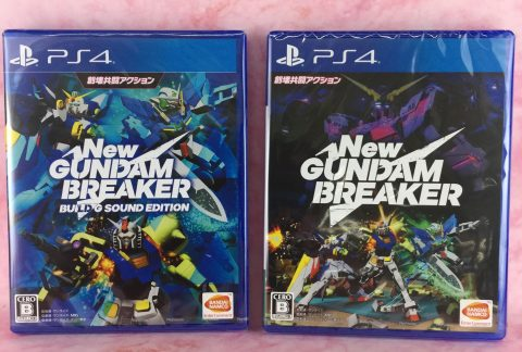 PS4 NEW ガンダムブレイカー