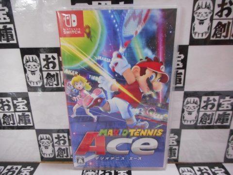 Nintendo Switchソフト「マリオテニス エース」買取しました!!