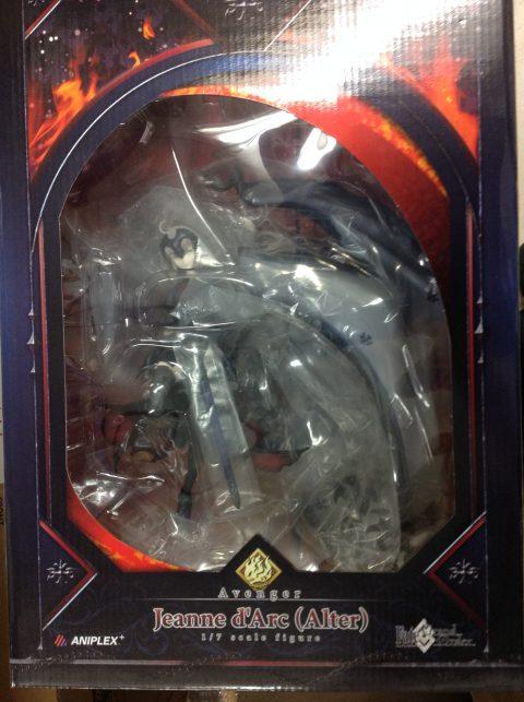 アニプレックス Fate/Grand Order アヴェンジャー ジャンヌ・ダルク オルタ買取させていただきました!