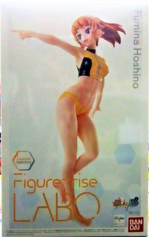 【プラモデル買取情報】Figure-rise LABO ホシノ・フミナ 買取致しました‼