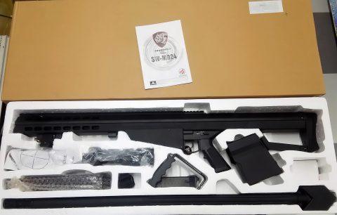 【エアガン買取情報】SNOW WOLF『 バレットM82A1 (対物ライフル)』 買取致しました!! 【大須店/エアガン高価買取実施中】