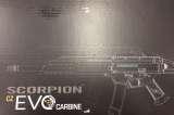 ASG Cz EVO3 SCORPION買取致しました!!