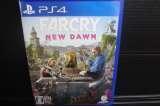 PS4ソフト「FARCRY NEW DAWN(ファークライ ニュードーン)」買取しました!!