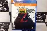 PS4『World War Z(海外版』、買取致しました。