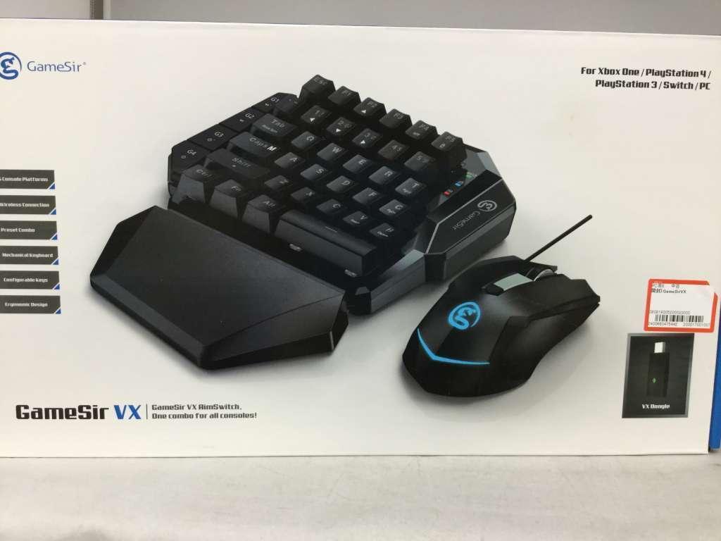 Game SirVX 買取致しました(`・ω・´)