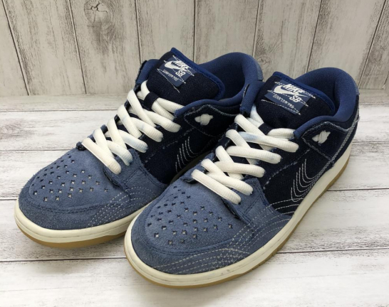 "NIKE SB DUNK LOW ""SASHIKO"" 買取しました!"