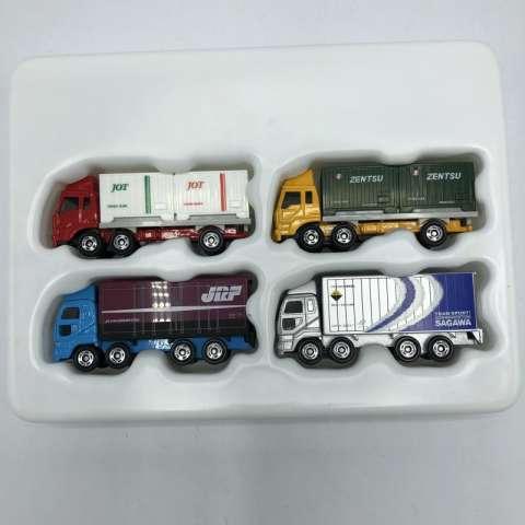 トミカ 鉄道輸送コンテナトラックセット 買取しました!