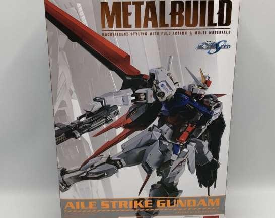 METAL BUILD エールストライクガンダム 買取しました!