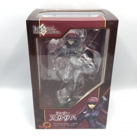 Fate/Grand Order FGO 1/7 ランサー/スカサハ 買取しました!